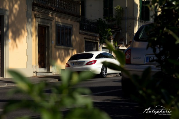 Mercedes-Benz CLS 350 BlueEfficency Shooting Brake Florenz Hauswand