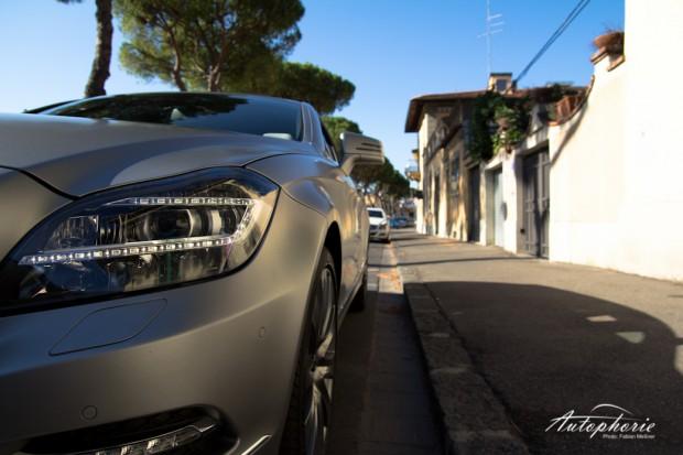 Noch ein Mercedes-Benz CLS 350 Shooting Brake