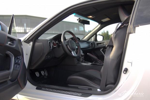 Einstieg in den Toyota GT86