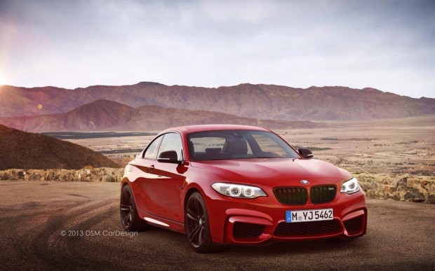 bmw-m2-coupe-photoshop-front