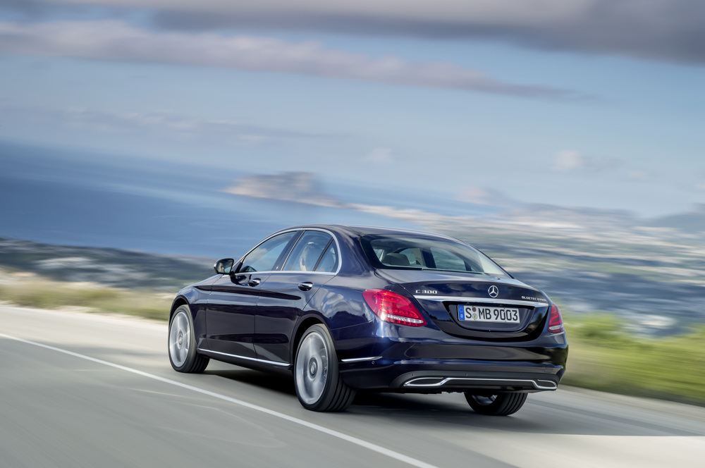 Mercedes-Benz C 300 BlueTEC HYBRID, Exclusive Line ...