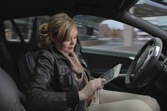 Volvo Autonomes Fahren Black Box Deutschland
