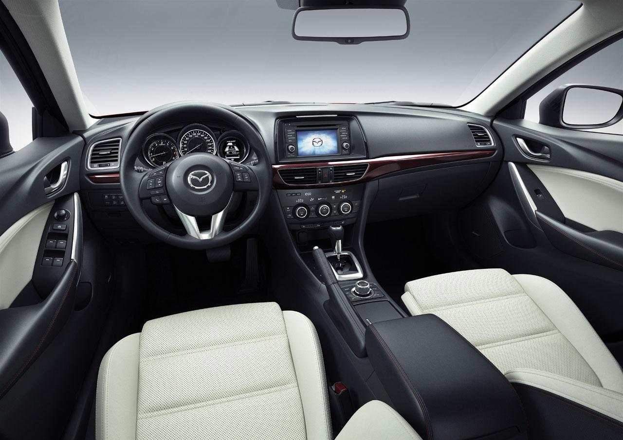 Mazda6 Skyactiv D 175 Kombi Im Fahrbericht