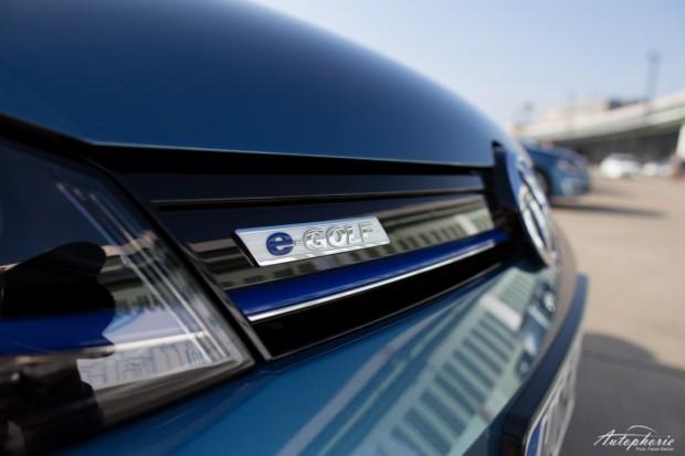 Volkswagen e-Golf Elektroauto