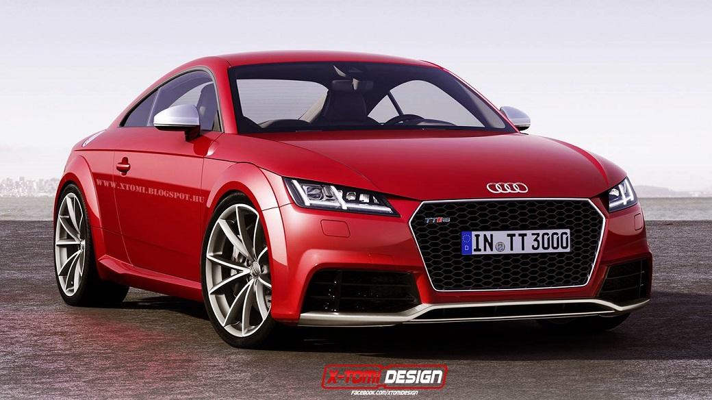 2016 Audi Tt Rs Vier Oder F 252 Nf Zylinder Autophorie De