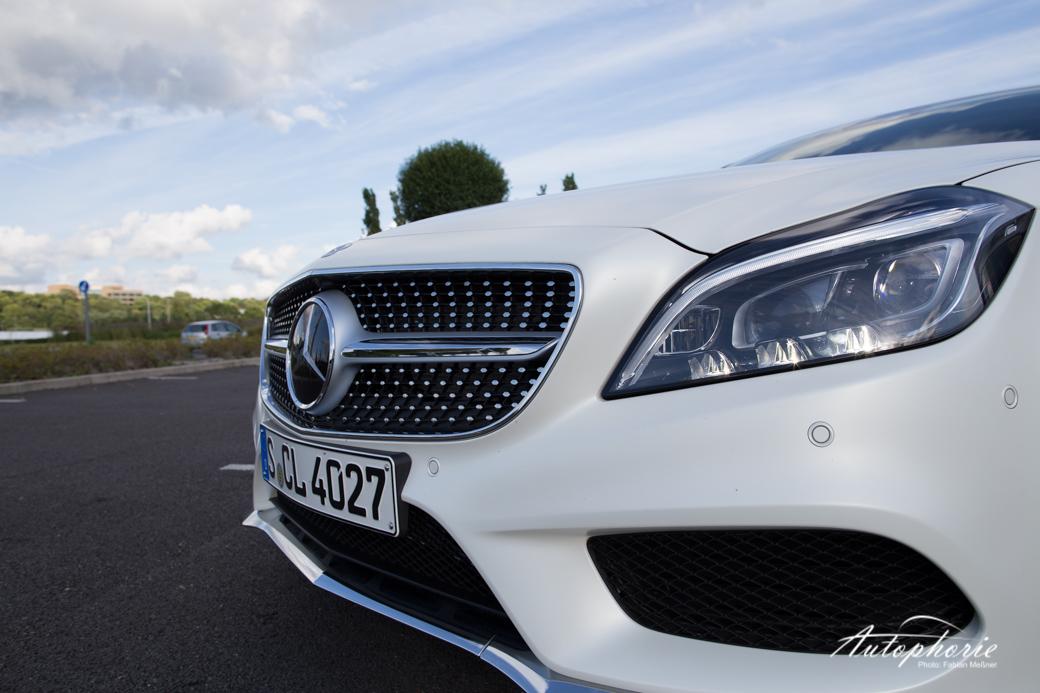 Schon Gefahren Mercedes Benz Cls 500 Shooting Brake 9g Tronic X218