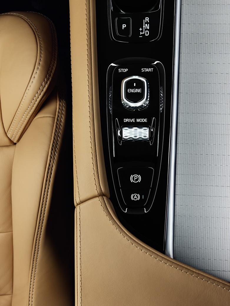 neuer-volvo-xc90-weltpremiere-mittelkonsole-drive-mode