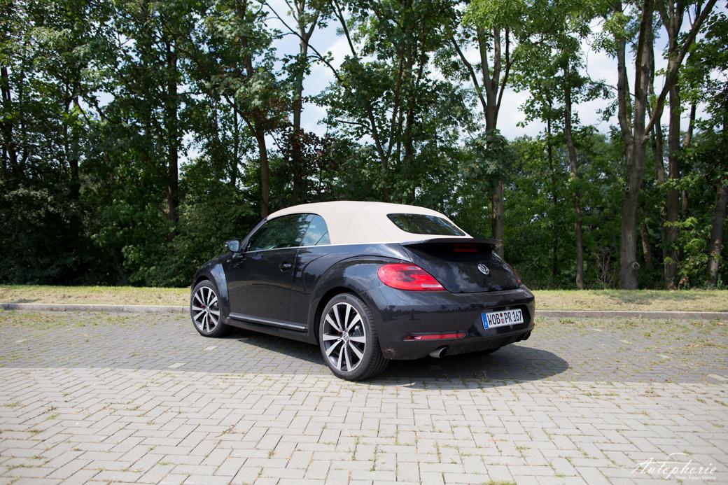 Auf Den Spuren Von Ferdinand Porsche Vw Beetle Cabriolet