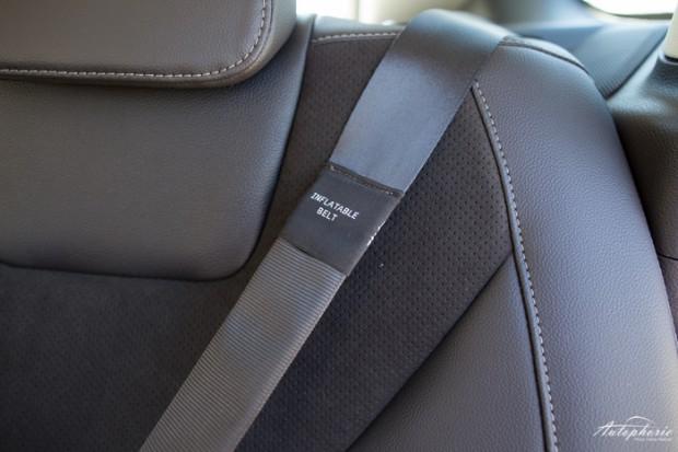 Ford Mondeo Gurt Airbag