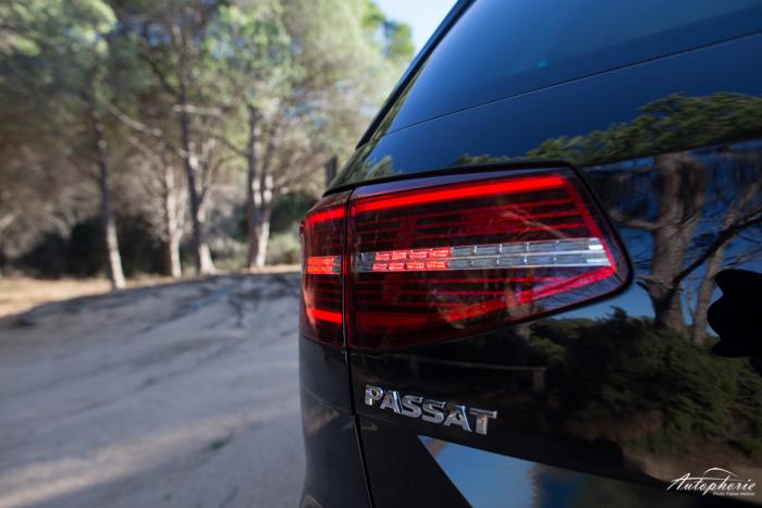 Erster Fahrbericht Vw Passat Und Passat Variant B8
