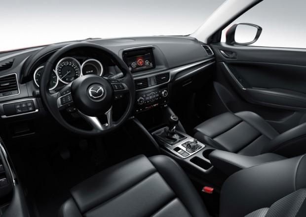 Innenraum des neuen Mazda CX-5
