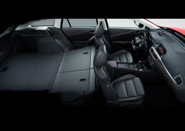 Mazda6 Möglichkeiten