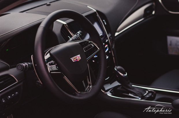 Cadillac-ATS-Coupe-Innenraum