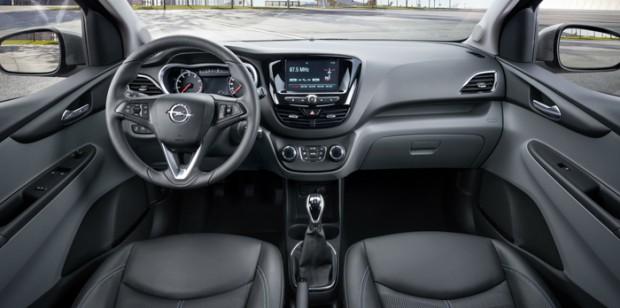 Opel-KARL-innenraum