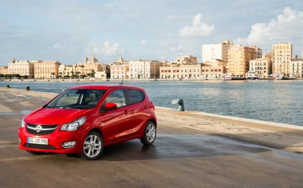 Opel-KARL-stand-aufnahme