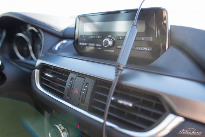 Mazda Mzd Connect Apps >> Basis getestet: 2015 Mazda6 Kombi Skyactiv-G 145 ...