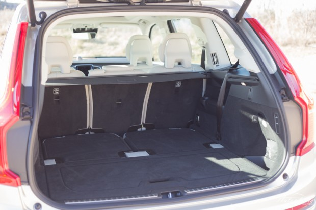 314 bis 1.886 Liter Kofferraumvolumen