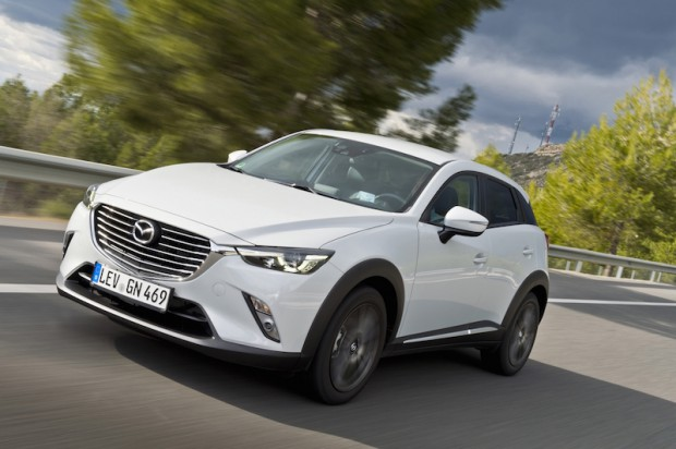 mazda-cx-3-weiss-frontal