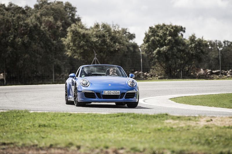 Porsche 911 Targa 4 Gts 991 Testfahrt Im Ascari Race Resort Autophorie De