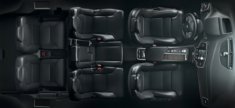 the all new volvo xc90. Black Bedroom Furniture Sets. Home Design Ideas