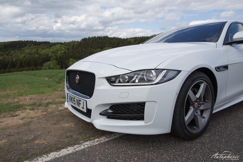 erster fahreindruck: jaguar xe 20d - autophorie.de