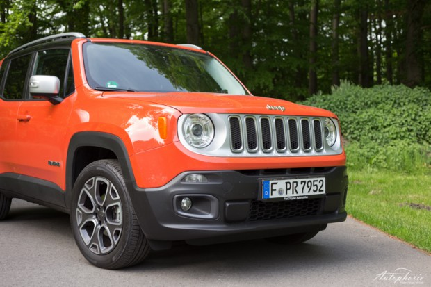 Jeep Renegade Limited Test