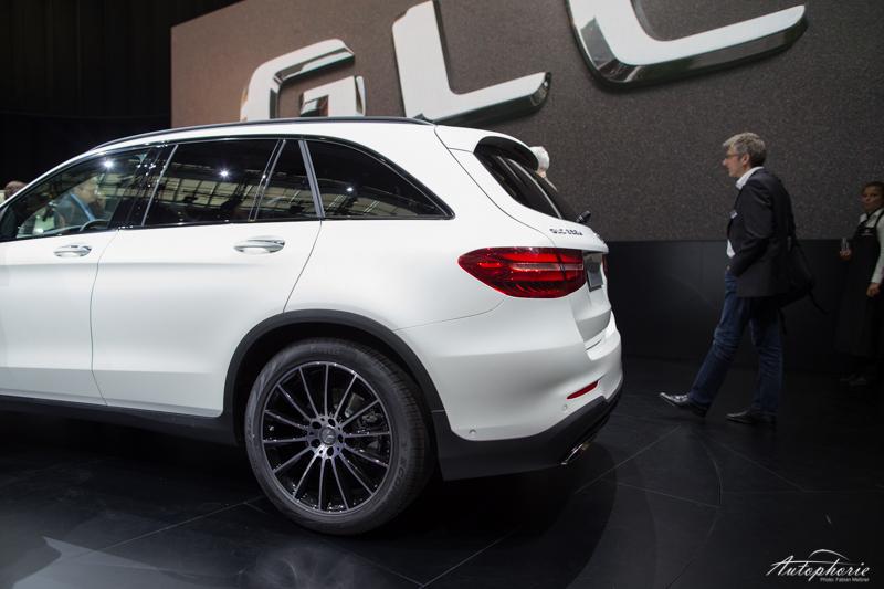 Neuer Mercedes Benz Glc Erster Eindruck Und Sitzprobe