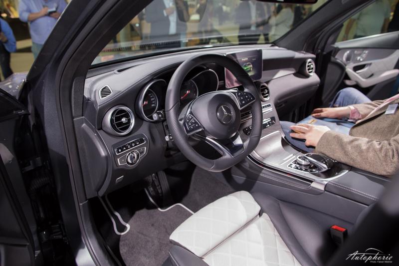 Neuer mercedes benz glc erster eindruck und sitzprobe for Innenraum designer programm