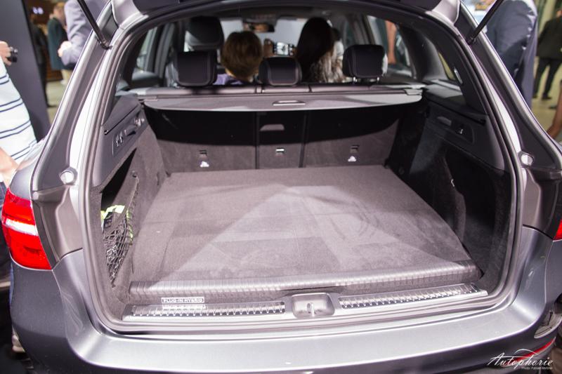 Mercedes Glc Dimension Coffre
