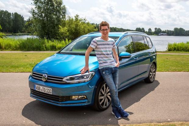 VW Touran 2015 Fabian Autophorie