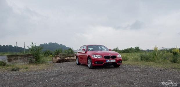 BMW 116d F20 LCI