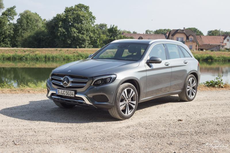Mercedes Glk  Off Road