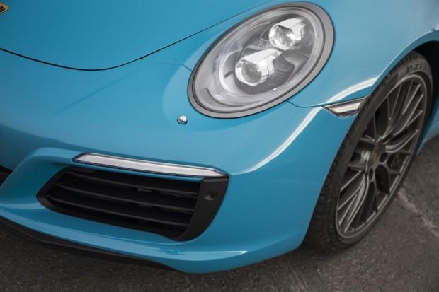 Porsche 911 Carrera S Front (2016 Facelift)