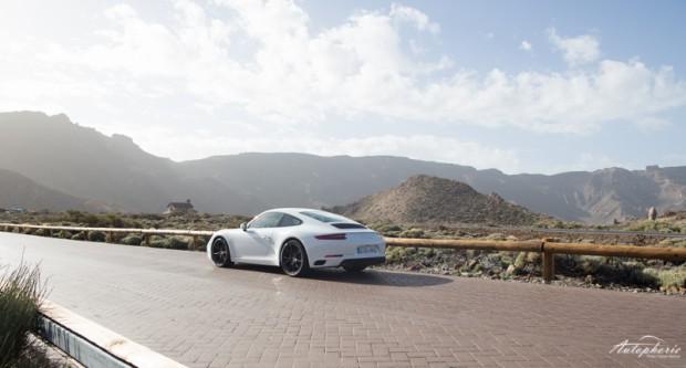 Porsche 911 Carrera S Weiss