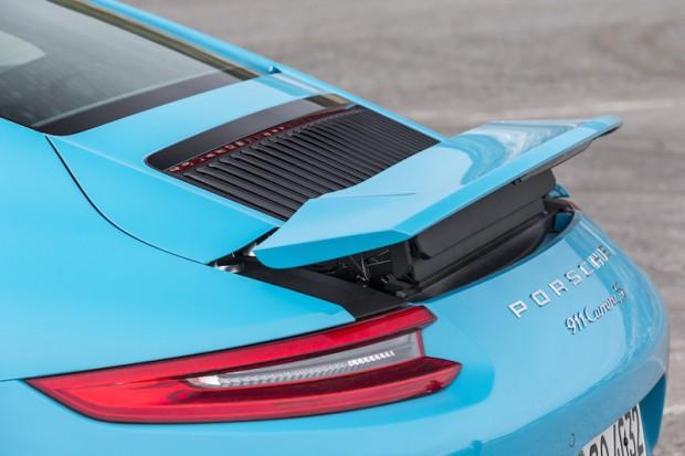 Porsche 911 Carrera S Heckspoiler