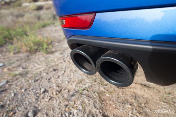 Porsche Macan GTS Abgasanlage