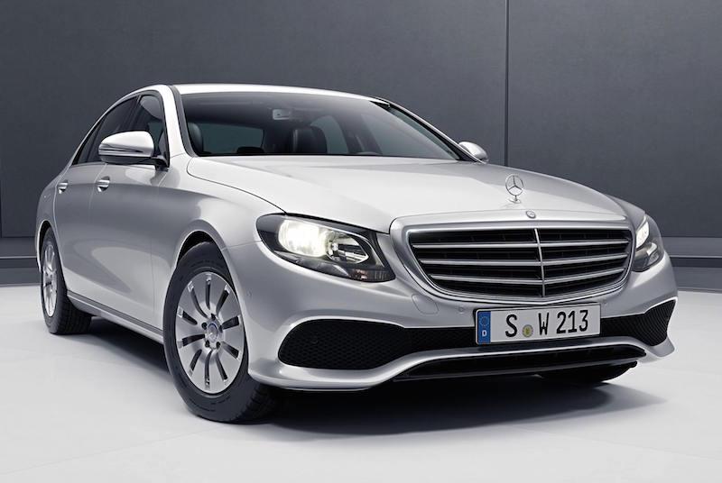 Euro  Diesel Mercedes