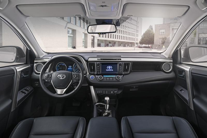 Toyota Rav4 Hybrid Im Ersten Fahrtest