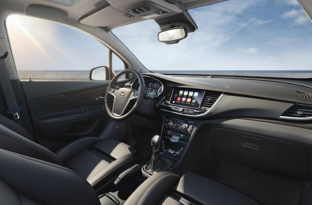 Opel Mokka X Innenraum