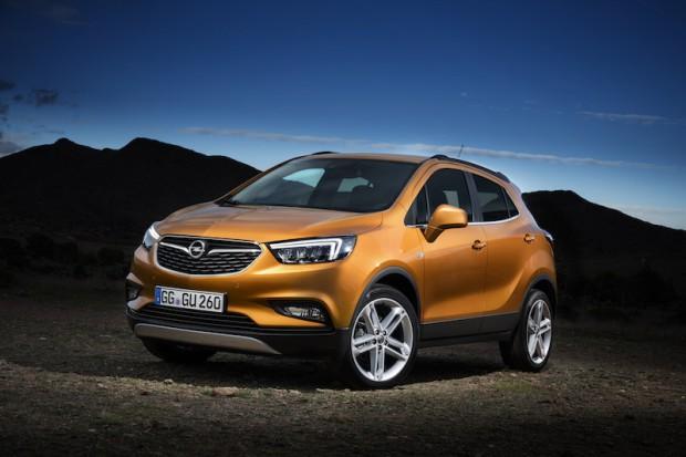 Opel Mokka X Licht