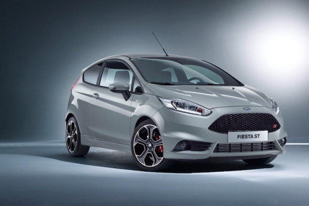 Ford Fiesta ST200 Storm Grey Front