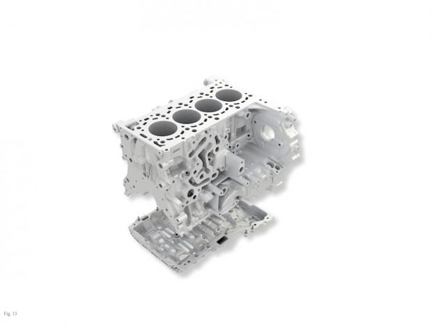 OM 654 Motorblock