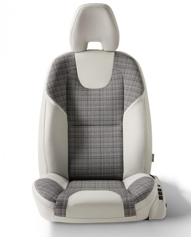 Volvo V40 Facelift Sitzbezug