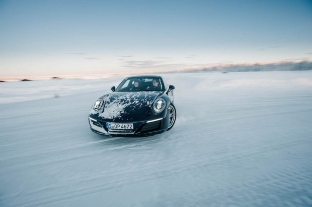 Porsche Ice Force Autophorie