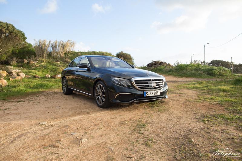 Mercedes E Klasse Testbericht