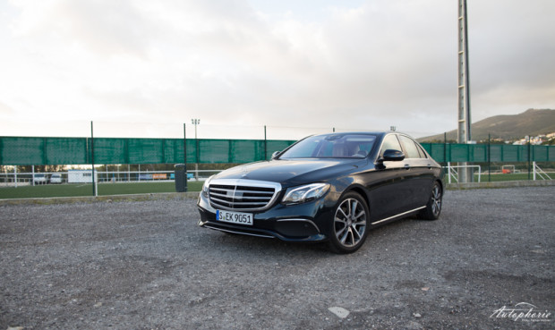 Mercedes Benz E-Klasse Exclusive Line