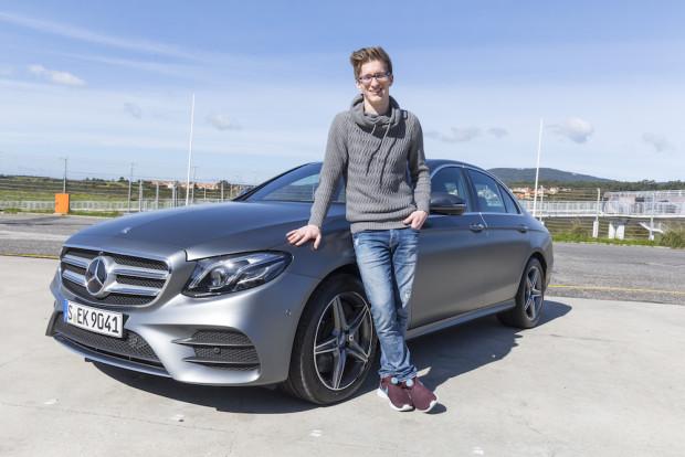 Mercedes W213 E-Klasse Autophorie Test