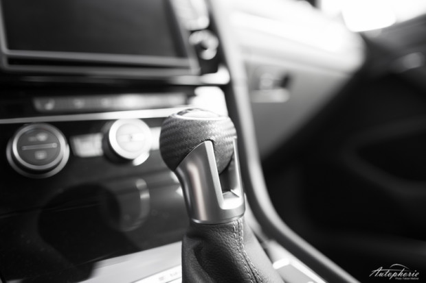 VW Golf R Schaltknauf