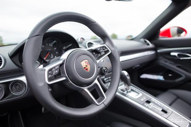Porsche 718 Boxster Lenkrad