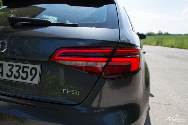 Audi A3 LED Rückleuchte